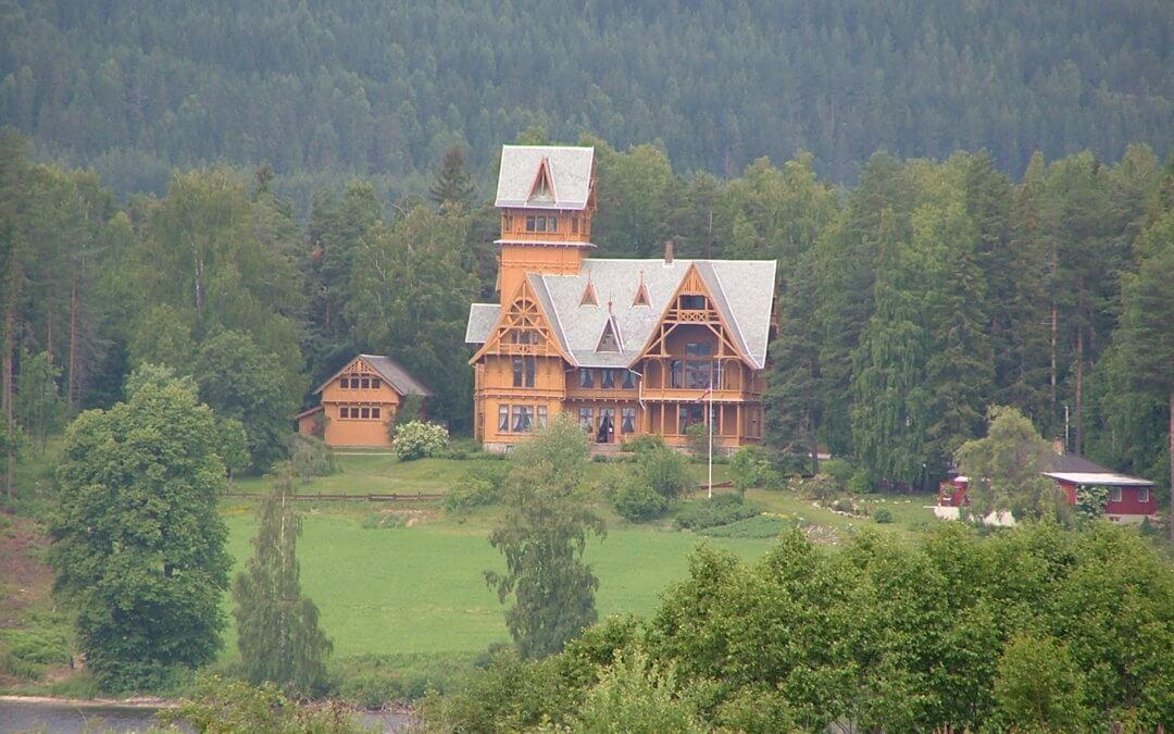 Kunstnerdalen Sigdal
