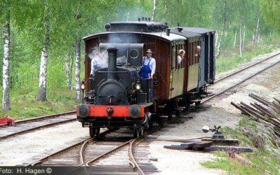 Norges lengste museumsjernbane